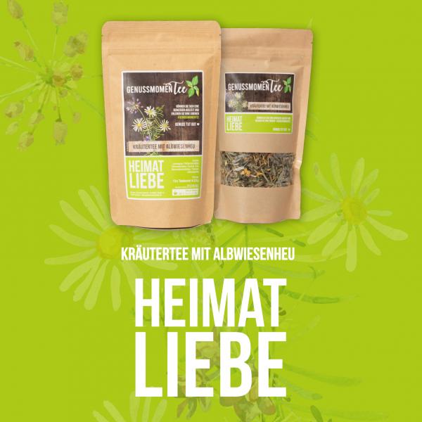 """Kräutertee """"Heimatliebe"""""""