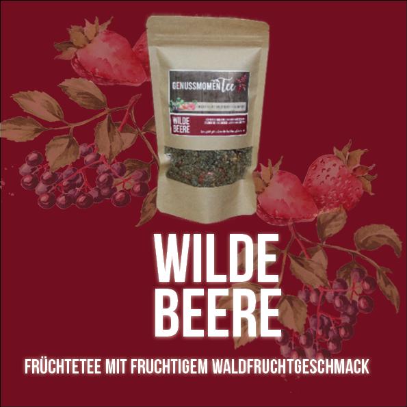 """Früchtetee """"WILDE BEERE"""""""