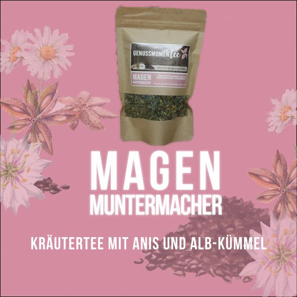 """Kräutertee """"MAGEN MUNTERMACHER"""""""